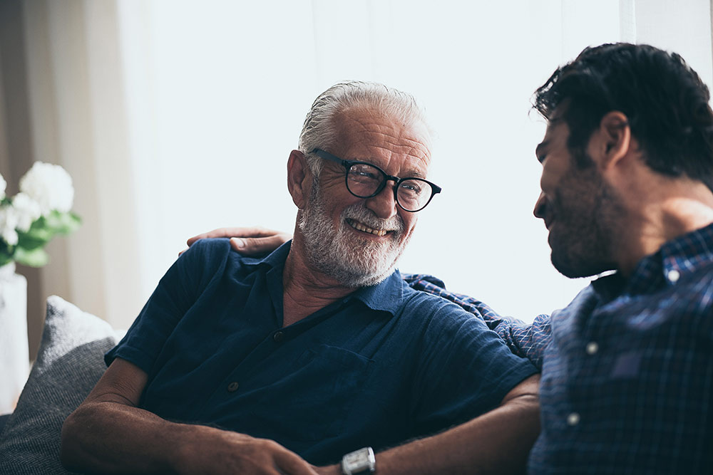 How to Talk About Transitioning into Assisted Living with a Loved One